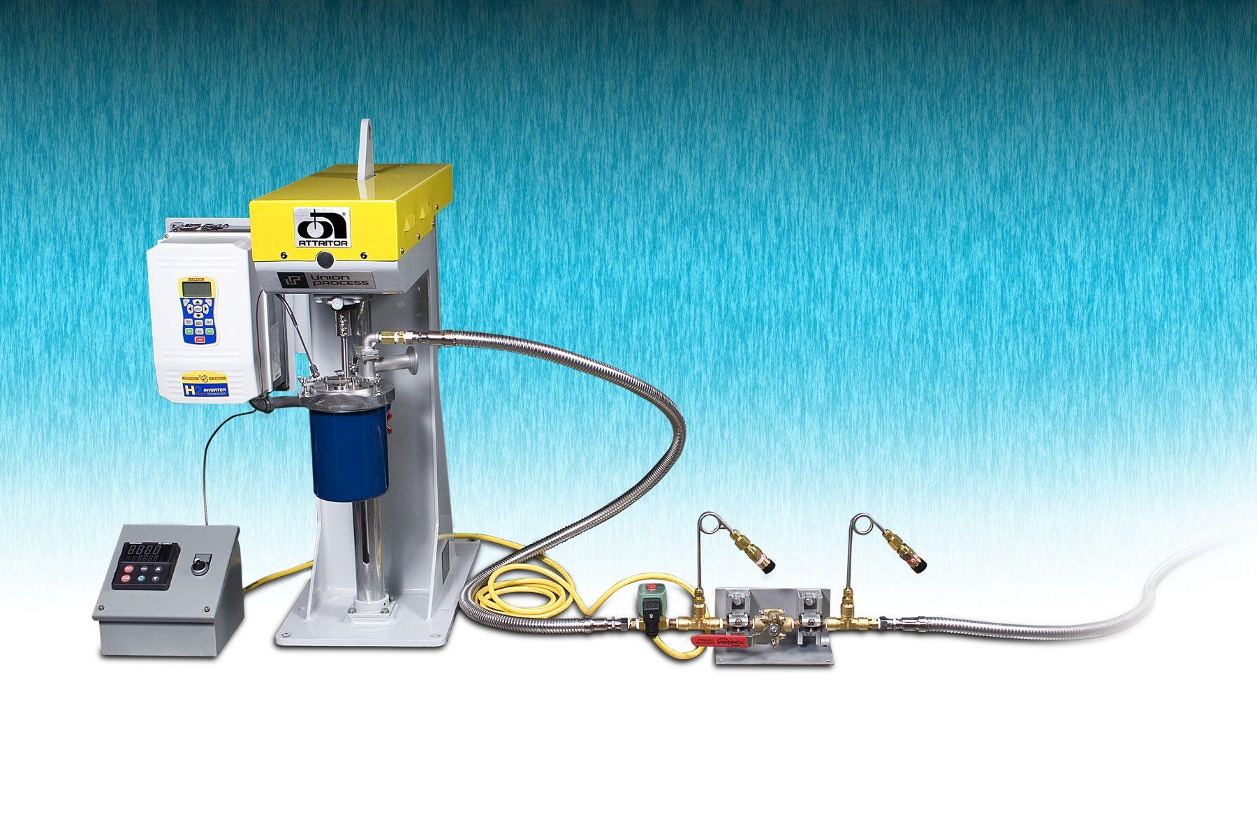 Laboratory Cryogenic Grinding System
