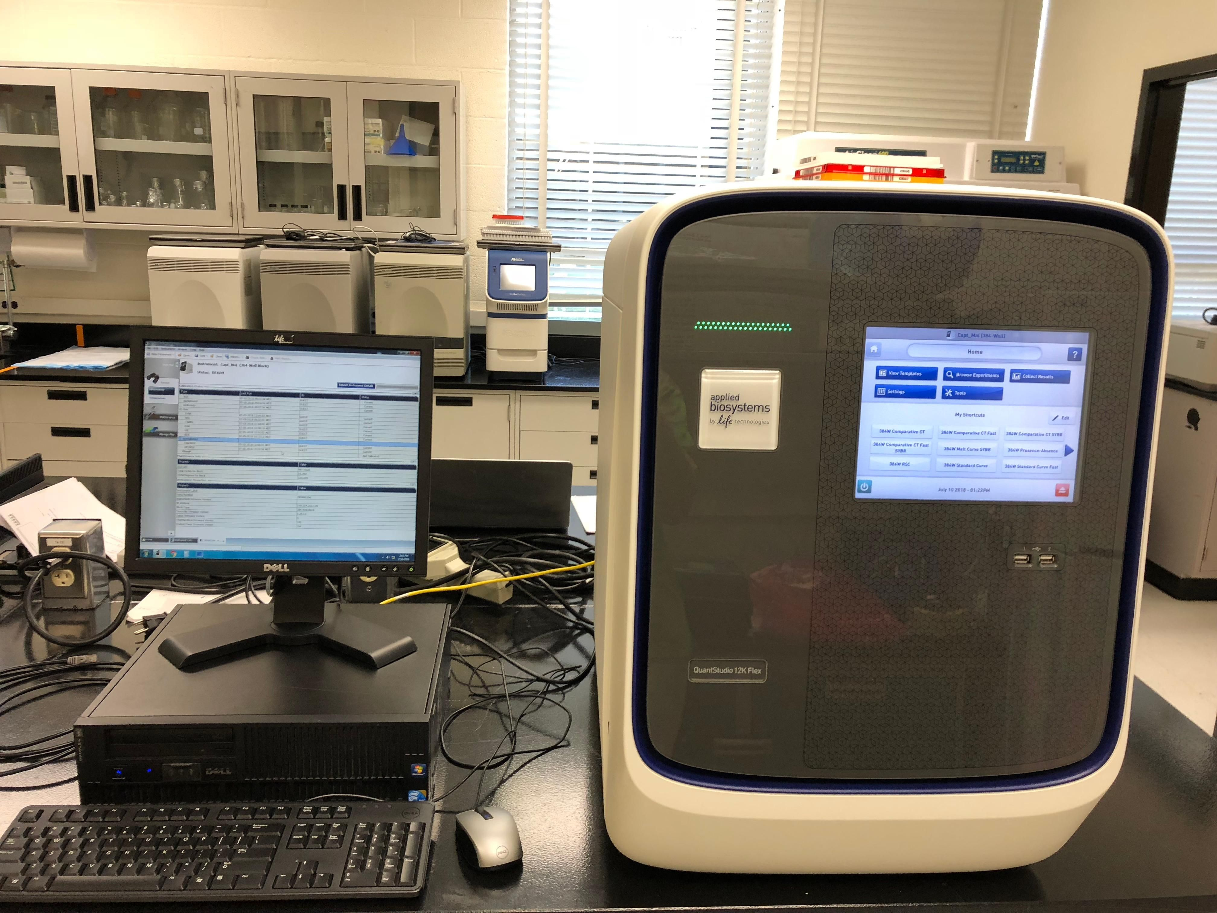 ABI QuantStudio 7 Real-Time PCR System- Year 2013