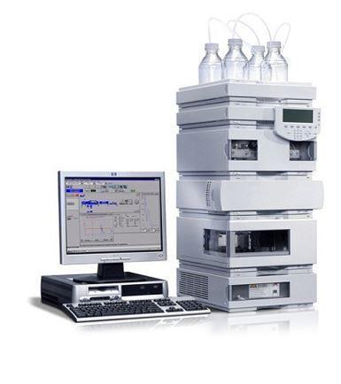 Agilent 1100 HPLC Complete System
