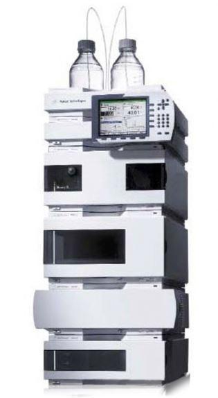 Agilent 1200 HPLC Complete System