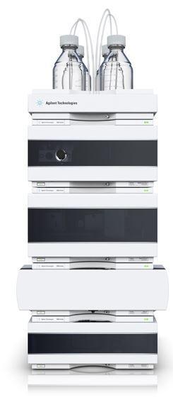 Agilent 1260 HPLC Complete System