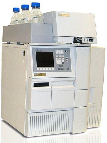 Waters 2695 HPLC Complete System with Dual Absorbance Detectors