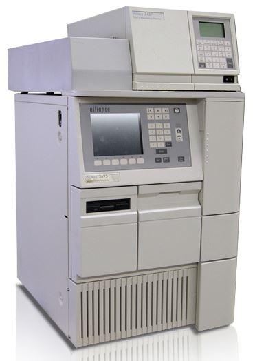 Waters 2695 HPLC Complete System with PDA