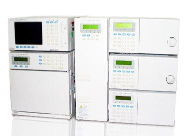 Shimadzu HPLC VP Series Complete System with DAD.
