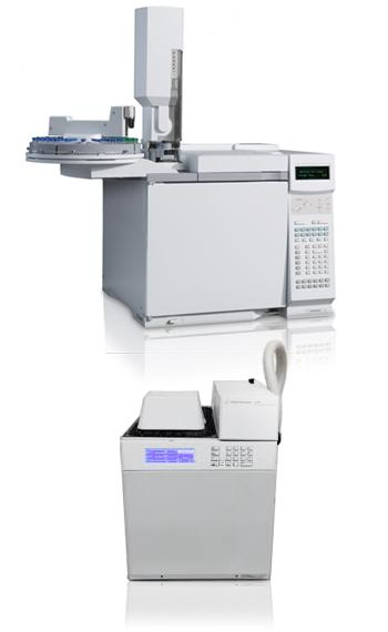 Agilent GC 6890 FID with ALS and G1888