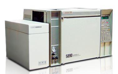 Agilent 5972 with 5890 Series II GC-MSD System