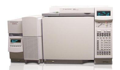 Agilent 5973 with 6890 GC-MSD System