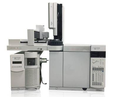 Agilent 5975 GC/MSD System with Turbo Pump