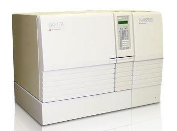 Shimadzu QP-5000 with G17A GC-MSD System