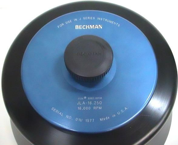 Beckman Coulter JLA-16.250 Rotor