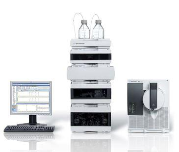 Agilent Model 1260 Series HPLC-MSD System
