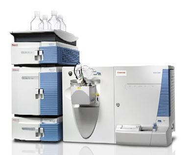 Finnigan LCQ Deca XP Max as stand-alone unit or with and HPLC Finnigan Surveyor LC