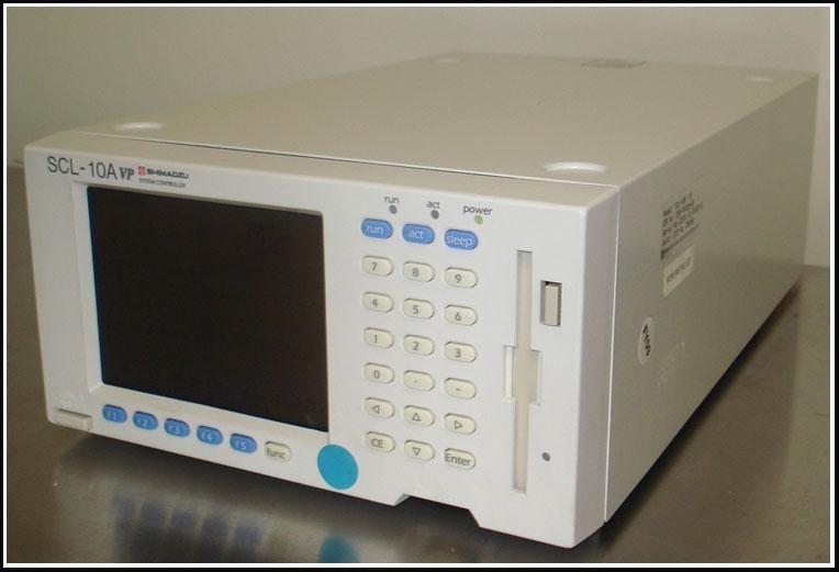 Shimadzu SCL-10Avp HPLC Controller w WARRANTY