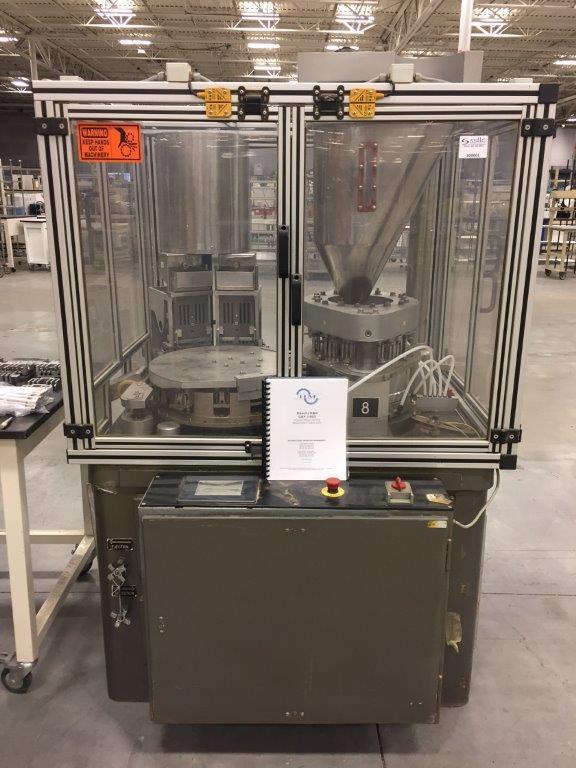 Bosch HK GKF 1500 Automatic Capsule Filler - REFURBISHED/REBUILT/UPGRADED