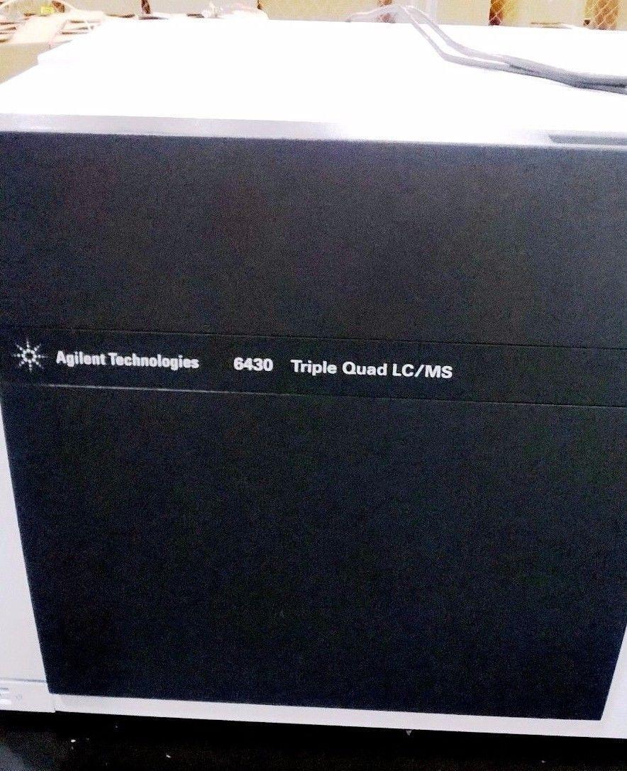 Agilent 6430A Triple Quadrupole Complete With Computer.