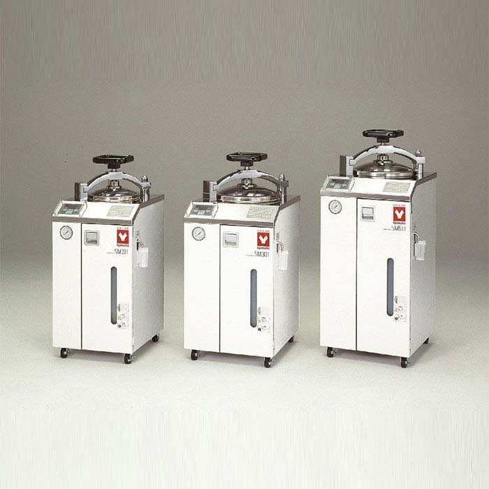 Yamato SM-201 Steam Sterilizer with Dryer