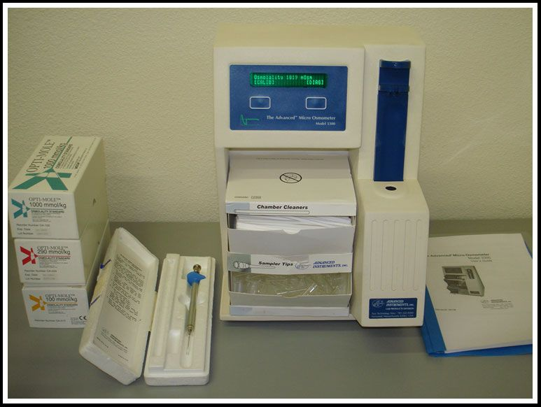 Osmometer Advanced Instruments 3300 w WARRANTY