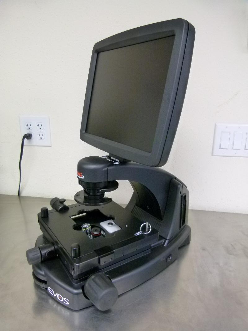 ~ Life Technologies EVOS XL Digital Imaging System - Complete