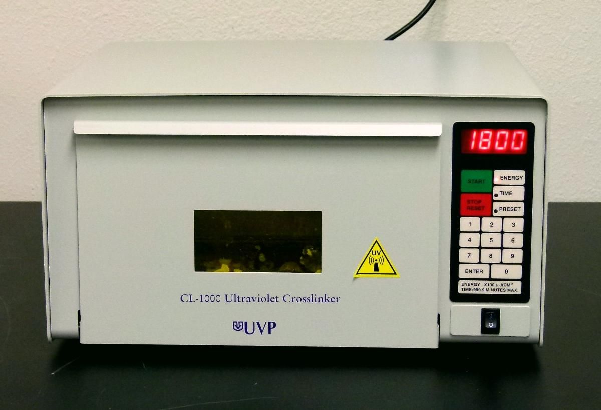 ~ UVP CL-1000 UV Crosslinking Chamber