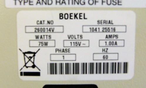 VWR Boekel Block Incubator Model 260014V