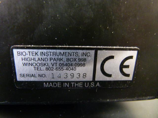 ~ Bio-Tek ELx808 Microplate Reader