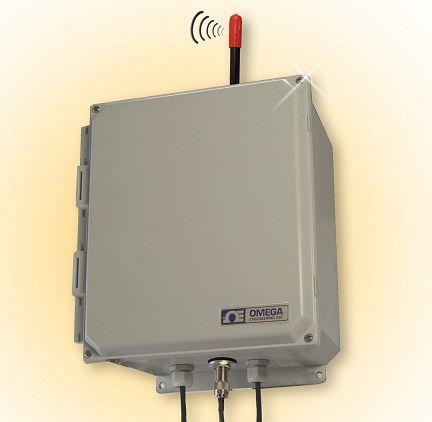 Long Range Wireless Monitoring System