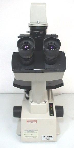 Nikon TMS Inverted Microscope