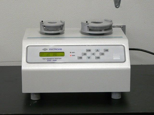 ~ Electrolab Tap Density Tester ETD-1020
