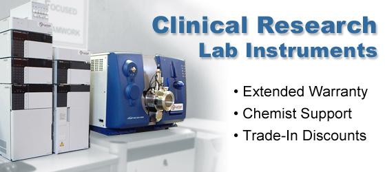 Clinical Research Mass Spectrometers