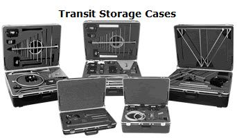 AH Systems Accessories - Cables Tripods Cases