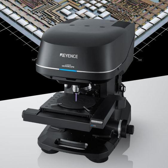 KEYENCE NEW 3D Laser Scanning Confocal Microscope VK-X1000 3D VK-X Series