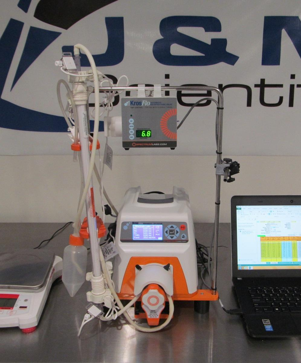 Spectrum Labs KrosFlow Research II TFF System