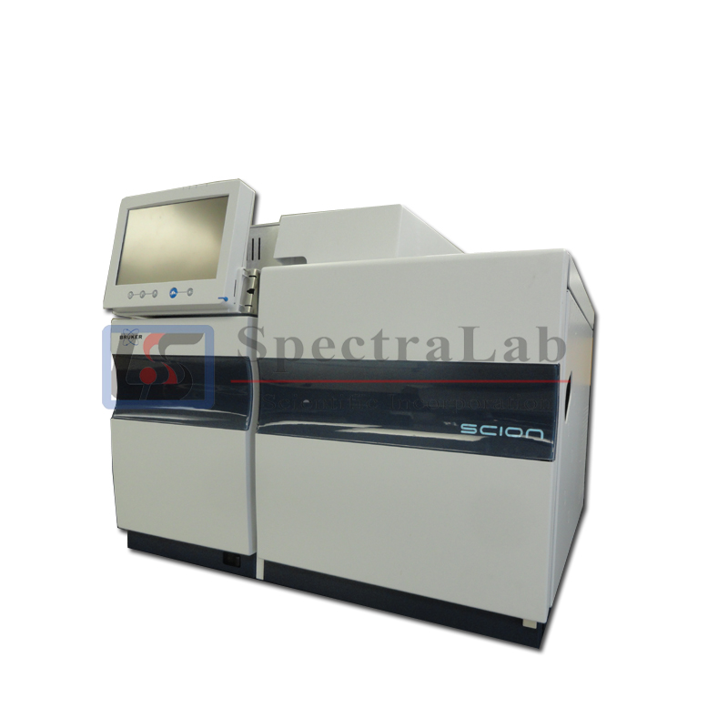 Like NEW Bruker SCION 456 Gas chromatography (FID and TCD detectors)