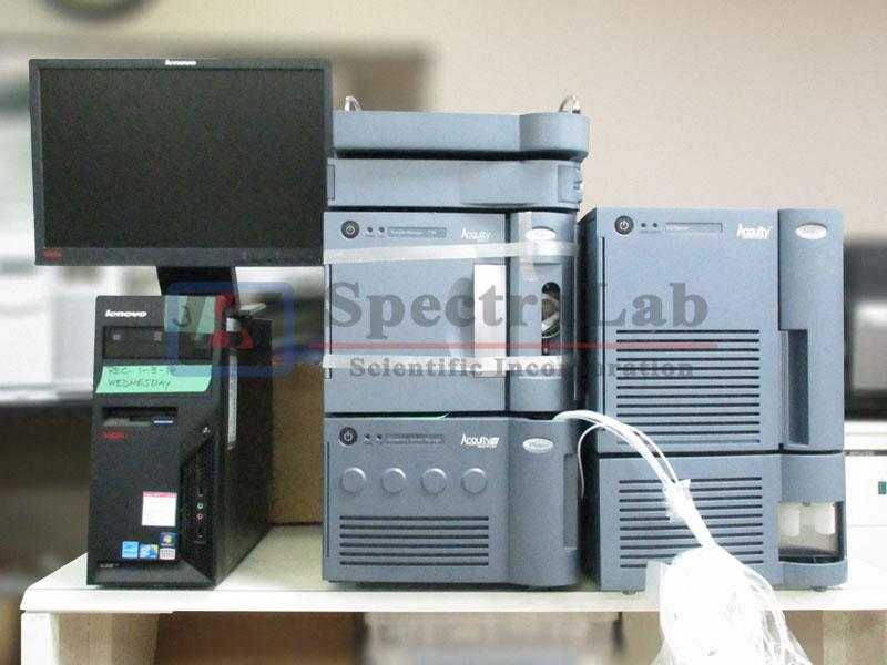 Waters TQD with Waters H-Class front end uPLC (like NEW)