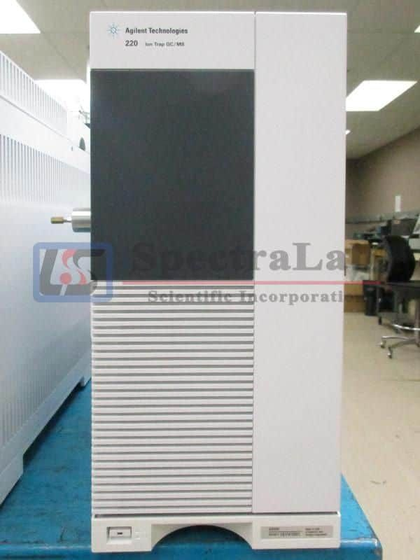 Agilent 7890A GC System with Agilent 220 Ion Trap GC/MS