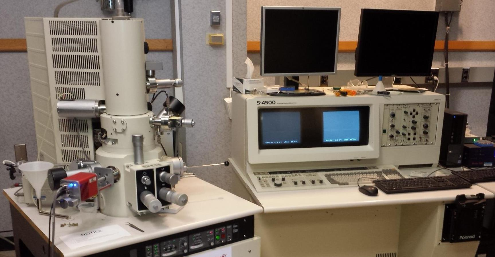 Field Emission Scanning electron microscope
