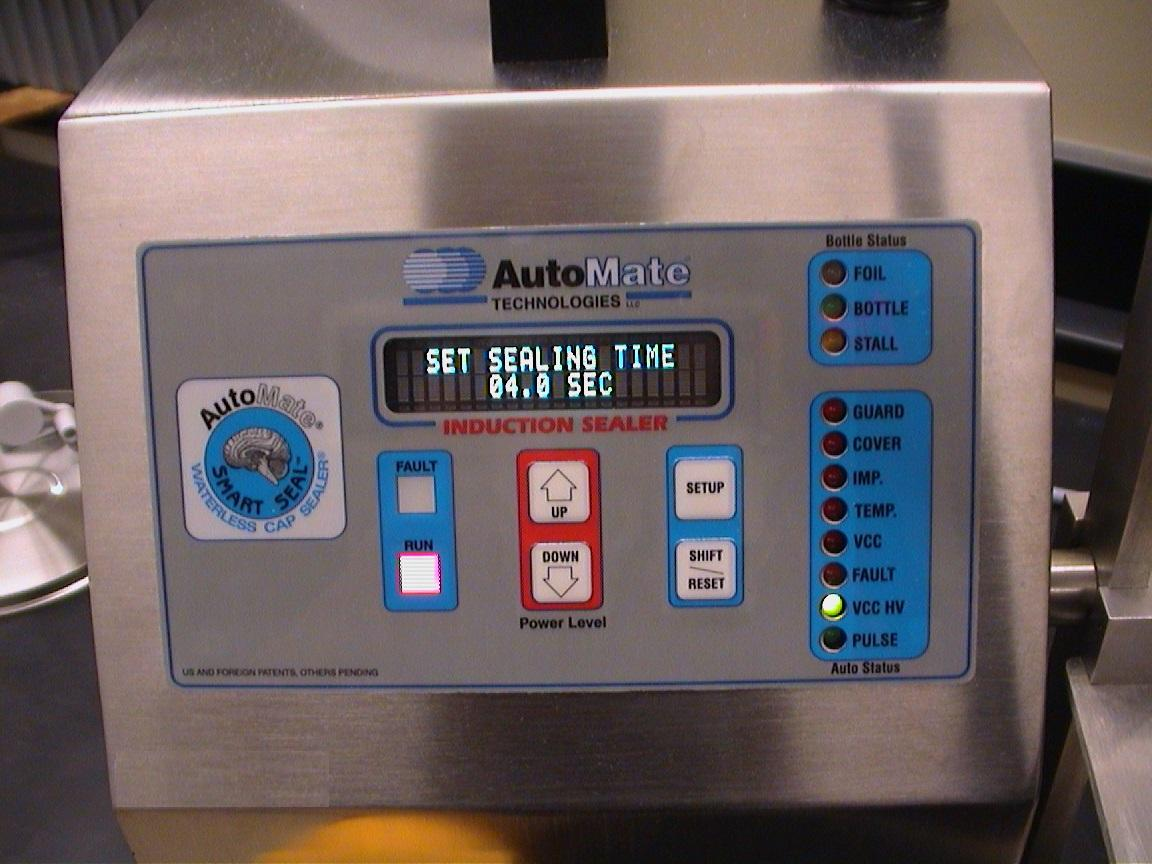 Automate AM-75 Benchtop Induction Sealer