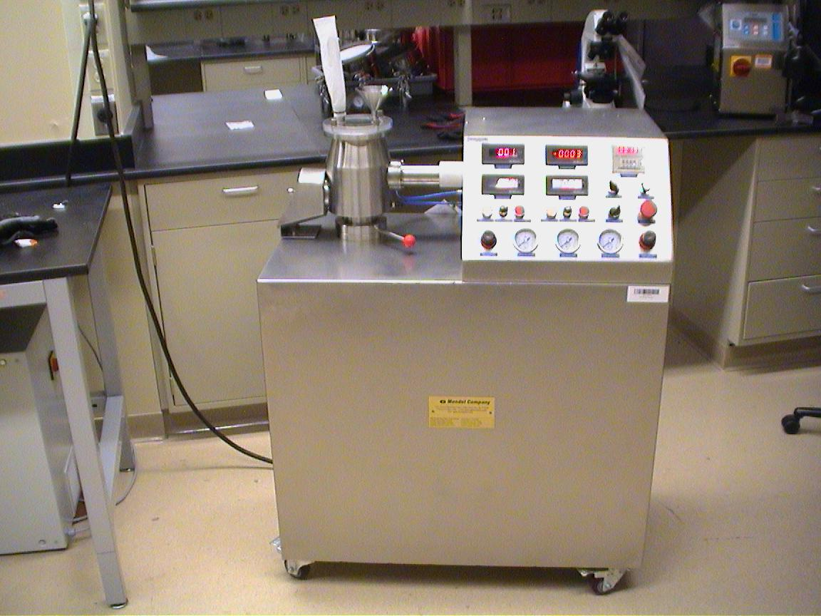 Mendel Companies MHS-6B Laboratory High Shear Mixer