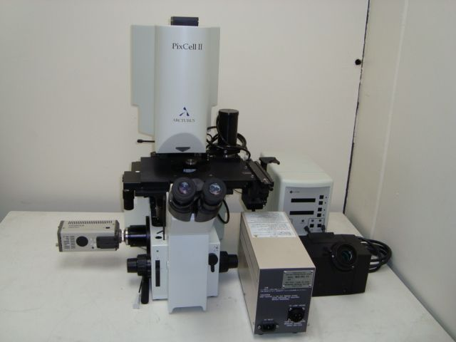 Arcturus Pixcell II Laser Capture Microscope - Certified with Warranty