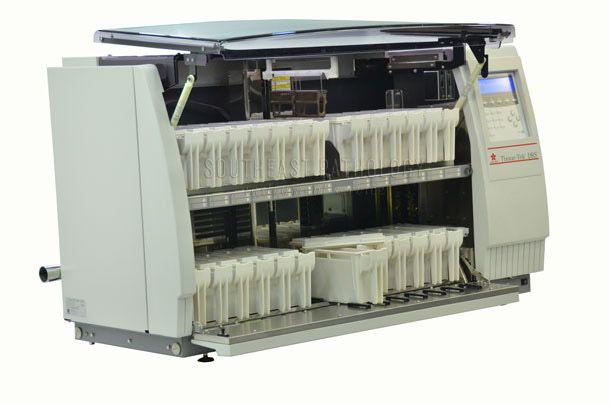 Sakura Tissue Tek DRS 2000 stainer, refurbished, 1 year warranty- Southeast Pathology Instrument Service