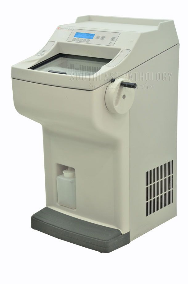 Sakura Tissue Tek Cryo 3 cryostat, refurbished, 1 year warranty- Southeast Pathology Instrument Service