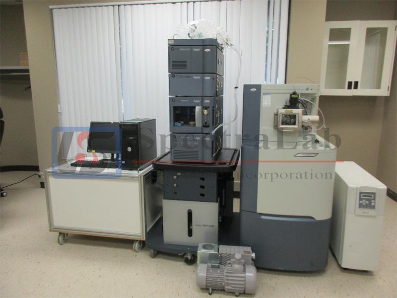 Waters Synapt G1 HDMS High Definition Mass Spectrometer with Waters Acquity UPLC
