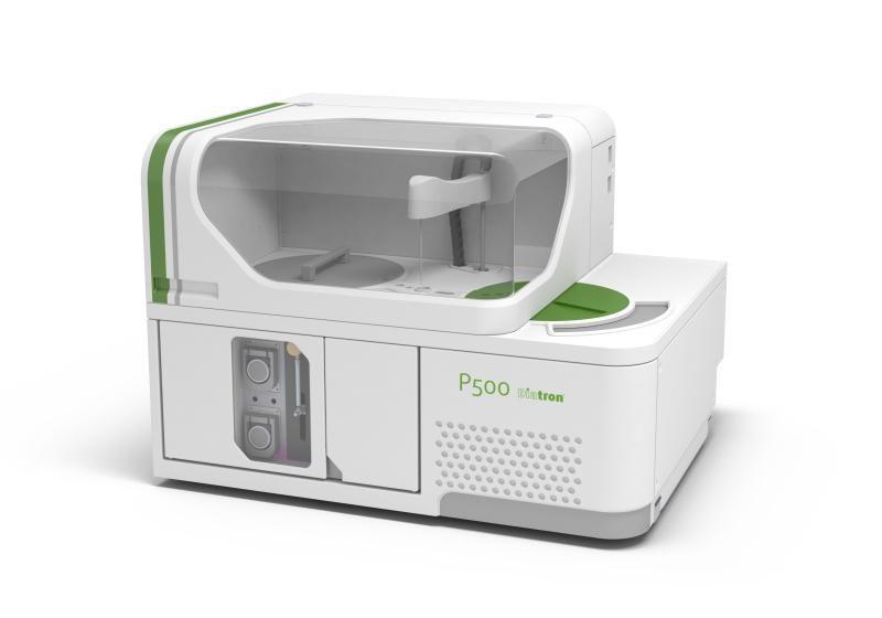 Diatron PICTUS 500 P500 Intelligent Walk Away Chemistry System