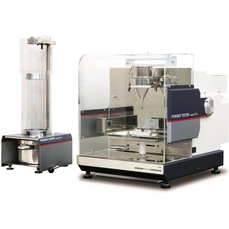 Hosokawa Micron Powder Characteristics Tester