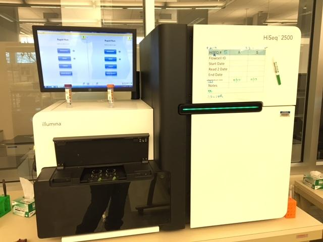 Illumina HiSeq 2500 Sequencing System Certified and Warranty
