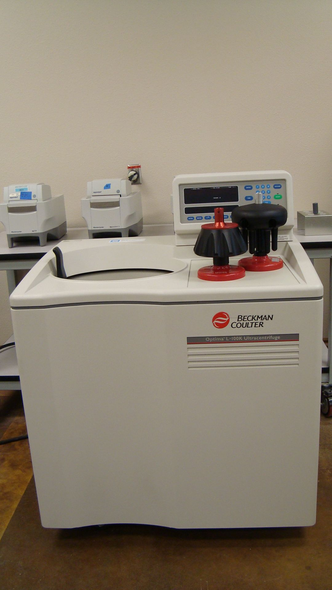 Beckman Optima L-100K Ultracentrifuge - Certified and Warranty