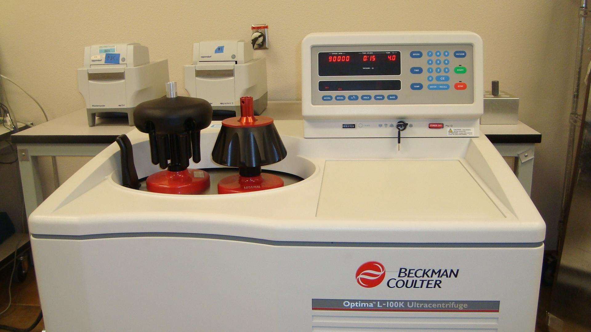Beckman Optima L-100K Ultracentrifuge - Certified and Warranty