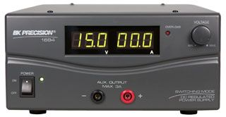 B&K Precison Model 1694 High Current Switching DC Power Supplies
