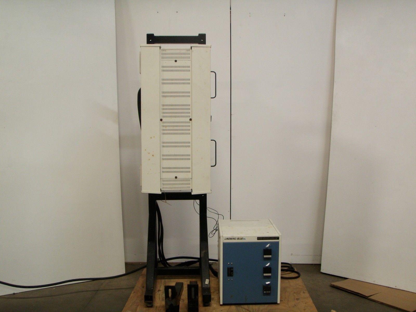 Lindberg / Blue M Tube Furnace w/ Control Consoles