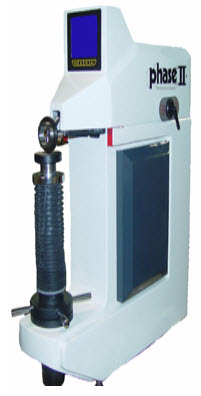 PHASE II Model 900-385 Rockwell Hardness Tester